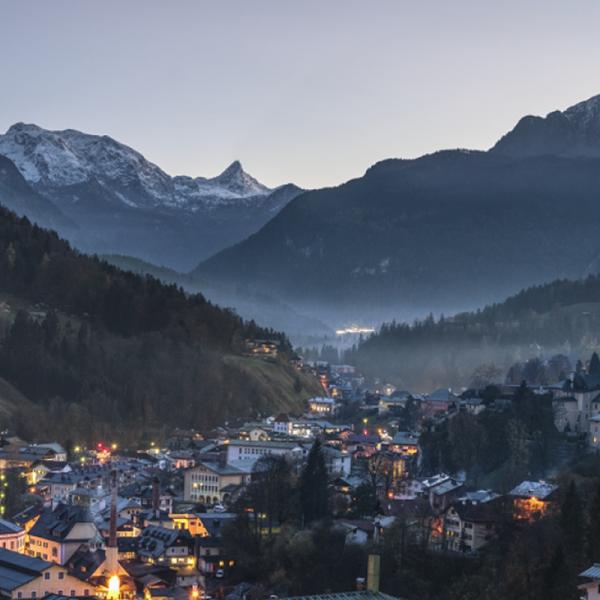 Smart digital transformation of villages in the Alpine Space (SMART VILLAGES)